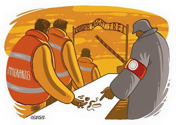 Terugkeerterrorisme 2020: asielrecht afschaffen